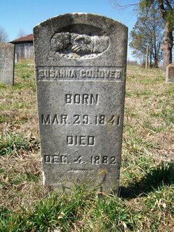 Susannah <i>Bryant</i> Conover