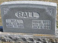 Ormal Ross Ball