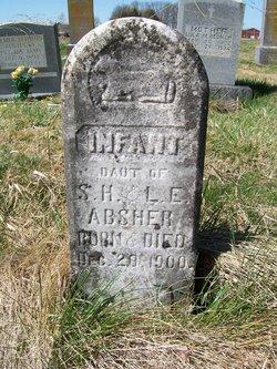 Infant Absher