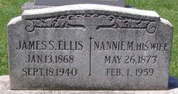 Nancy M. Nannie <i>Dean</i> Ellis
