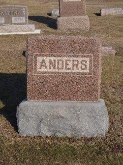 Minnie Florence <i>Butcher</i> Anders