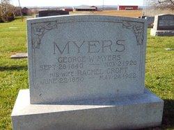 Rachel C. <i>Croft</i> Myers