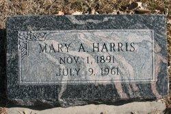 Mary Alice <i>Snyder</i> Harris