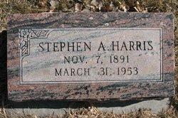 Stephen A. Harris