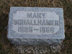 Mary Schallhammer