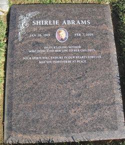 Shirlie Abrams