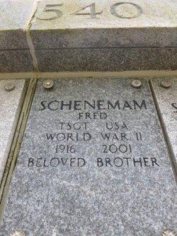 Fred Scheneman