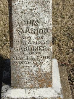 Addis Marion Gardiner