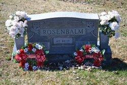 Dollie Mae <i>Pendergrass</i> Rosenbalm