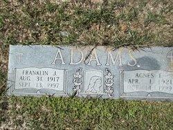 Agnes Emma Adams