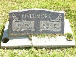 Mary Jane <i>Spooner</i> Livermore