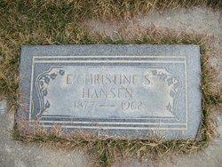 Elsine Christine Stena <i>Sorenson</i> Hansen