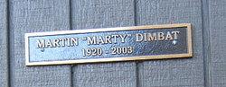 Martin Marty Dimbat