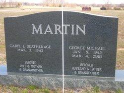 George Michael Martin