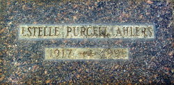 Estelle Purcell Ahlers