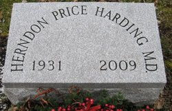 Herndon Price Harding