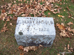 Fred Henry Amsden
