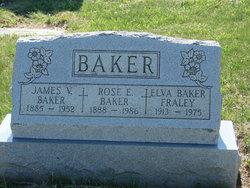 James Vernon Baker