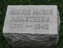 Minnie <i>Morin</i> Armstrong