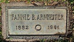 Fannie B. Arnheiter