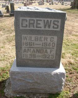 Amanda F Crews