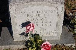 Robert Houston Robbie Adams