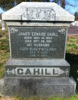 Lucy <i>Bucey</i> Cahill