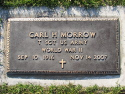 Carl H Morrow