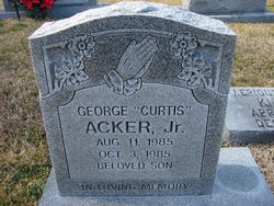 George Curtis Acker, Jr