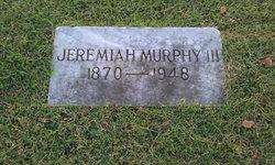 Jeremiah Murphy, III