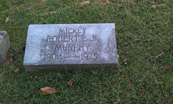 Mickey Robert E. Murphy, Jr