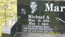 Sgt Michael Adam Marzano