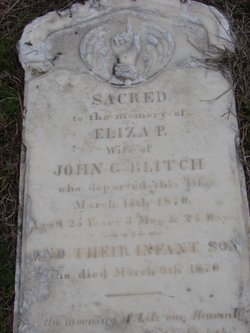 Eliza P <i>Brantley</i> Blitch