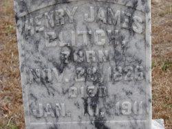 Henry James Blitch
