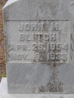 John Meyers Blitch