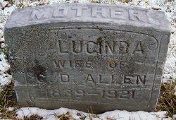 Lucinda <i>Sturgis</i> Allen