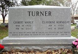 Claydene <i>Kornegay</i> Turner