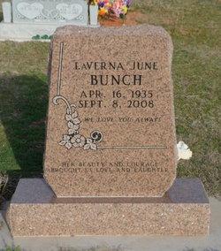 LaVerna June <i>Hunt</i> Bunch