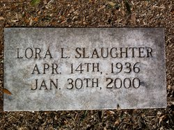 Lora L Slaughter