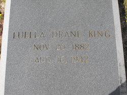 Luella <i>Drane</i> King