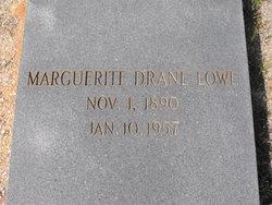 Marguerite <i>Drane</i> Lowe