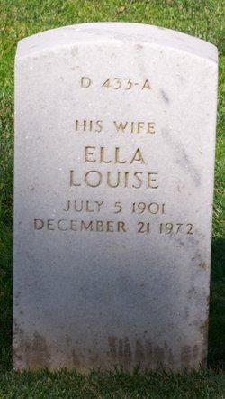 Ella Louise Rinearson