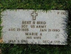Bert Burrel Bird