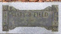 Mary <i>Brown</i> Field