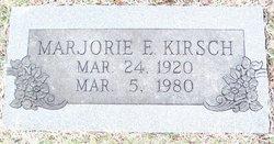 Marjorie Evelyn Kirsch