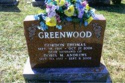 Gordon T. Gord Greenwood