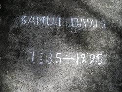 Pvt Samuel Moses Davis