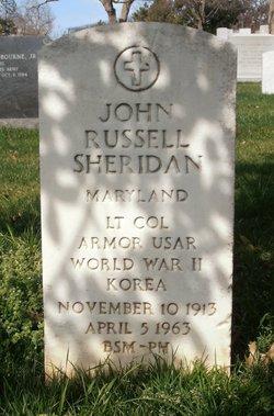 John Russell Sheridan