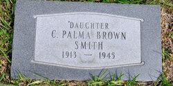 Clara Palma <i>Brown</i> Smith