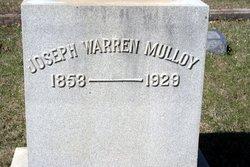 Joseph Warren Pat Mulloy